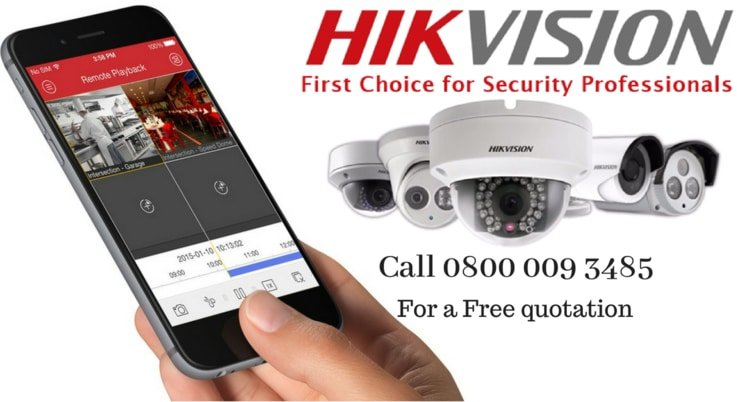 CCTV Alarm Systems Near Me