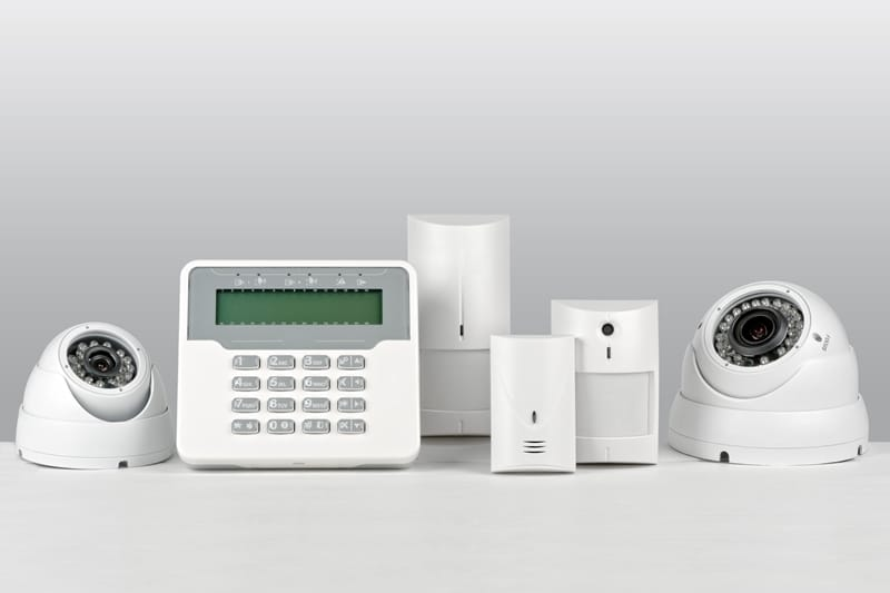 Home Alarm and CCTV Systems